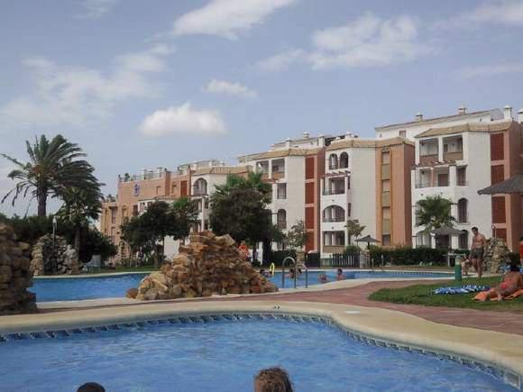 Appartement -                                       Zahara De Los Atunes -                                       2 chambres -                                       4 occupants
