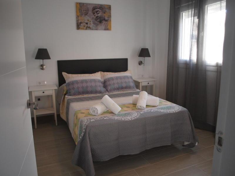 Appartement -                                       Tarifa -                                       3 chambres -                                       8 occupants
