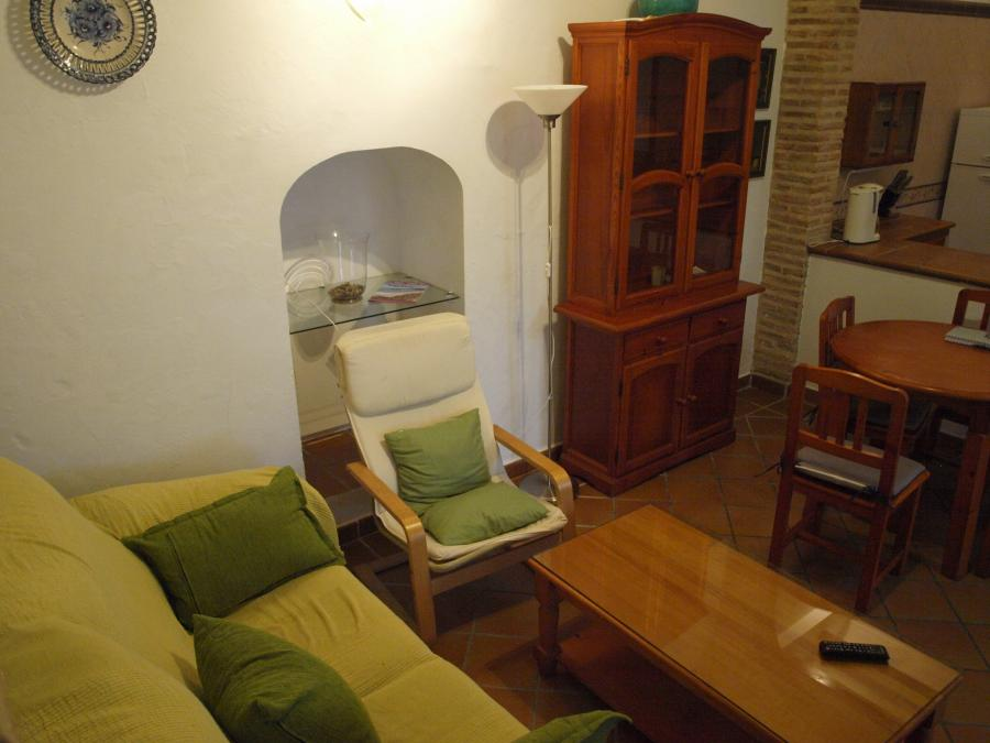 Appartement -                                       Tarifa -                                       2 chambres -                                       4 occupants