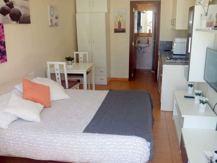 Appartement -                                       Tarifa -                                       1 chambres -                                       2 occupants